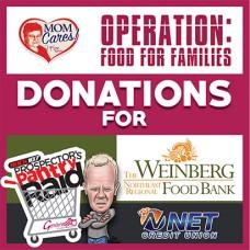 Food Bank Donation ($5 Increments)