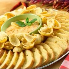 Southwestern Corn Bread Platter