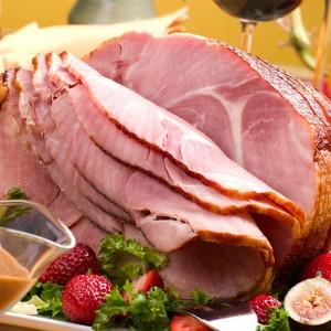 Baked Sliced Ham