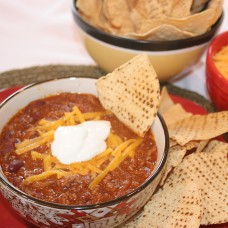 Hearty Chefmade Chili