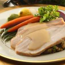 Roast Turkey with Gravy
