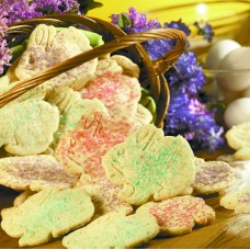 Mom's Special Cut-out Cookies