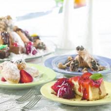 Elegant Dessert Miniatures