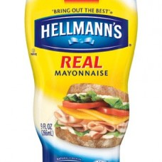 Hellman's Squeeze Mayonnaise