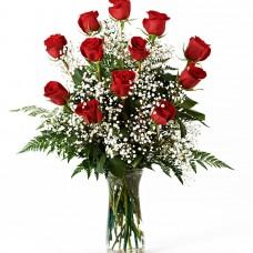 Long Stem Rose Bouquet