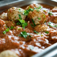 Aunt Mary's Meatballs