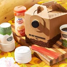 Gerrity's Box of Coffee To Go