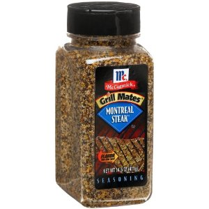 McCormick Montreal Steak Seasoning