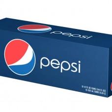 Pepsi 12 oz Cans