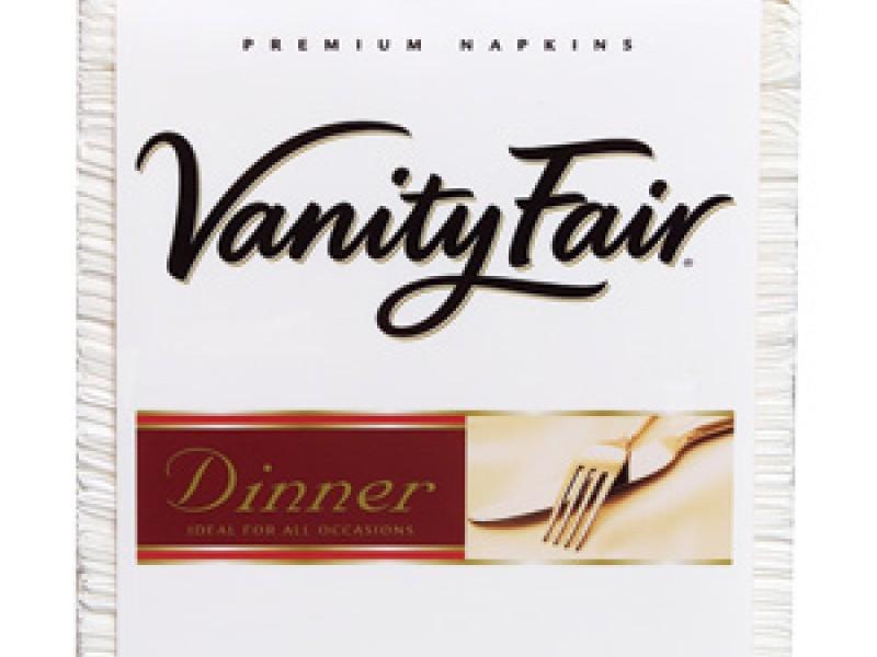 Vanity Fair Dinner Napkins