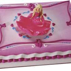 Barbie Charm Cake