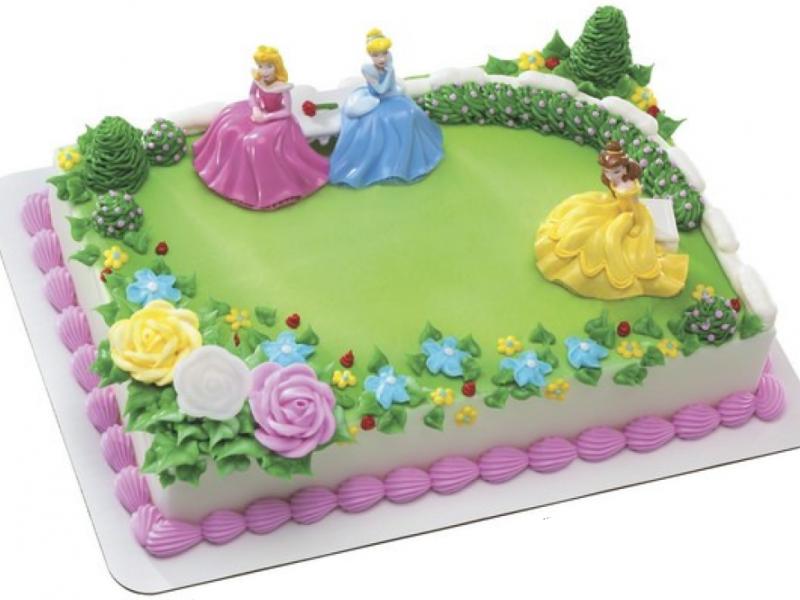 Disney Princess Royal Garden